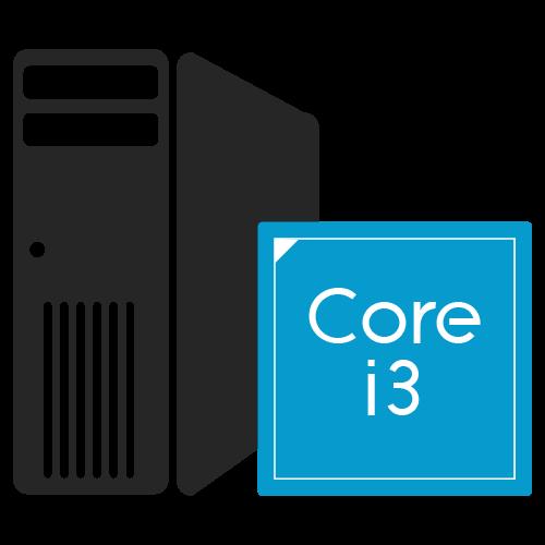 i3 core icon
