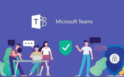 Custom Backgrounds and Live Captions in Microsoft Teams