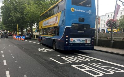 Electric Cars Allowed in Bus Lanes Pilot Causes Concern