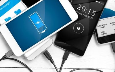 The Risks or Benefits of Charging Devices Overnight?